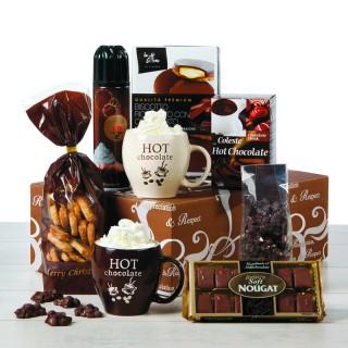 Kerstpakketten 2010 – Chocoladepakket