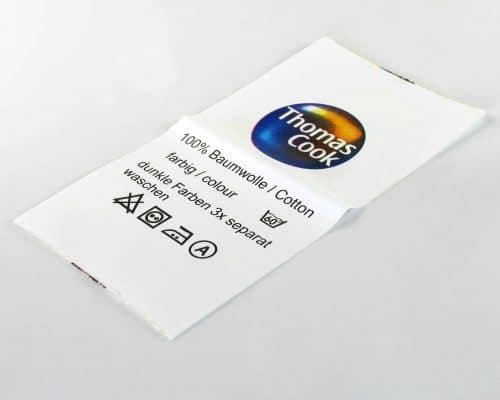 Bedrukt label