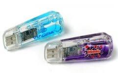 USB Sticks met vloeistof