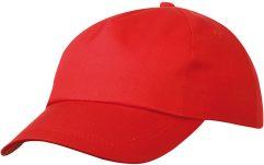 Voordelige promo cap, verkrijgbaar in vele kleuren.