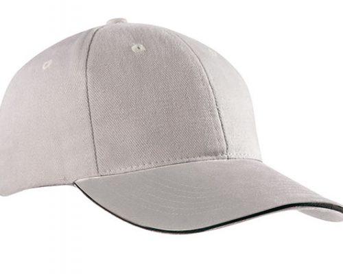 Sandwich cap verkrijgbaar in vele kleurcombinaties.