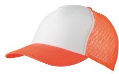 Trendy 5 panel mesh trucker cap