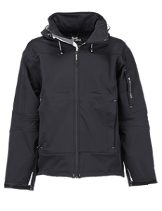 All weather softshell jas heren