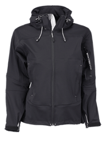 All weather dames softshell jas