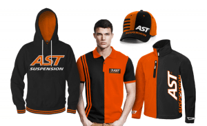 AST Suspension Merchandising