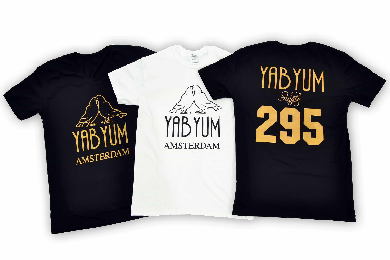 textieldruk walibi hard gaan T shirts bedrukken Amsterdam