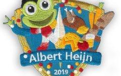 carnaval embleem Albert Heijn
